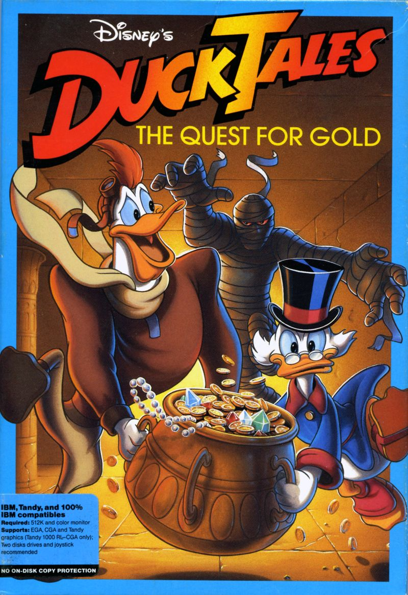 92384-disney-s-duck-tales-the-quest-for-gold-dos-front-cover