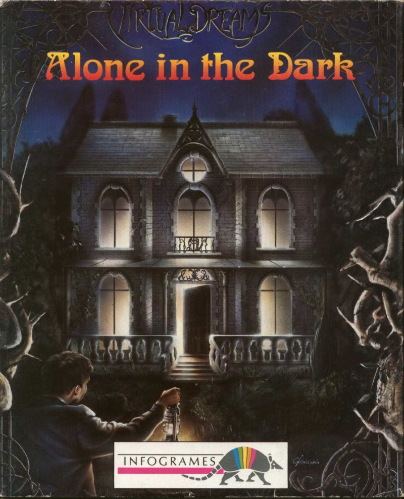 Alone In The Dark Review Retro Freak Reviews