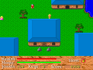 568015-god-of-thunder-dos-screenshot-the-village