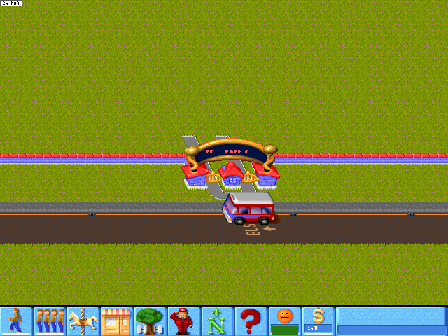 89995-theme-park-dos-screenshot-empty-park