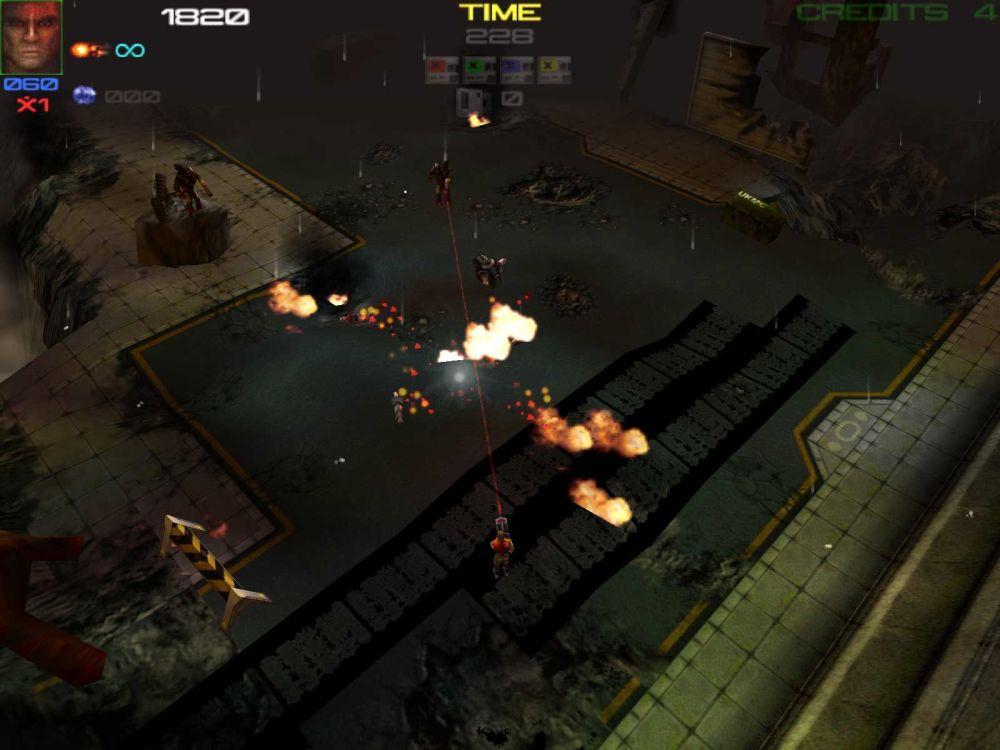 45893-millennium-soldier-expendable-windows-screenshot-laser-sight