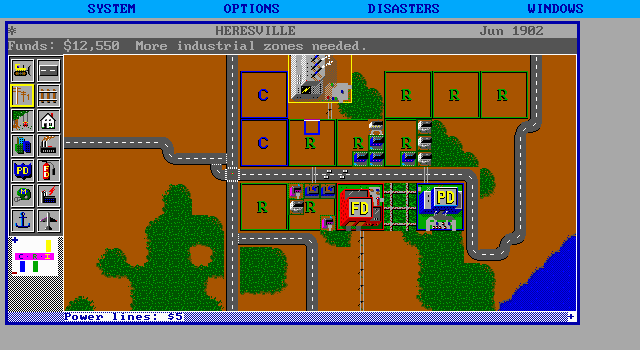617850-simcity-dos-screenshot-now-village-mission-from-zero-to-city