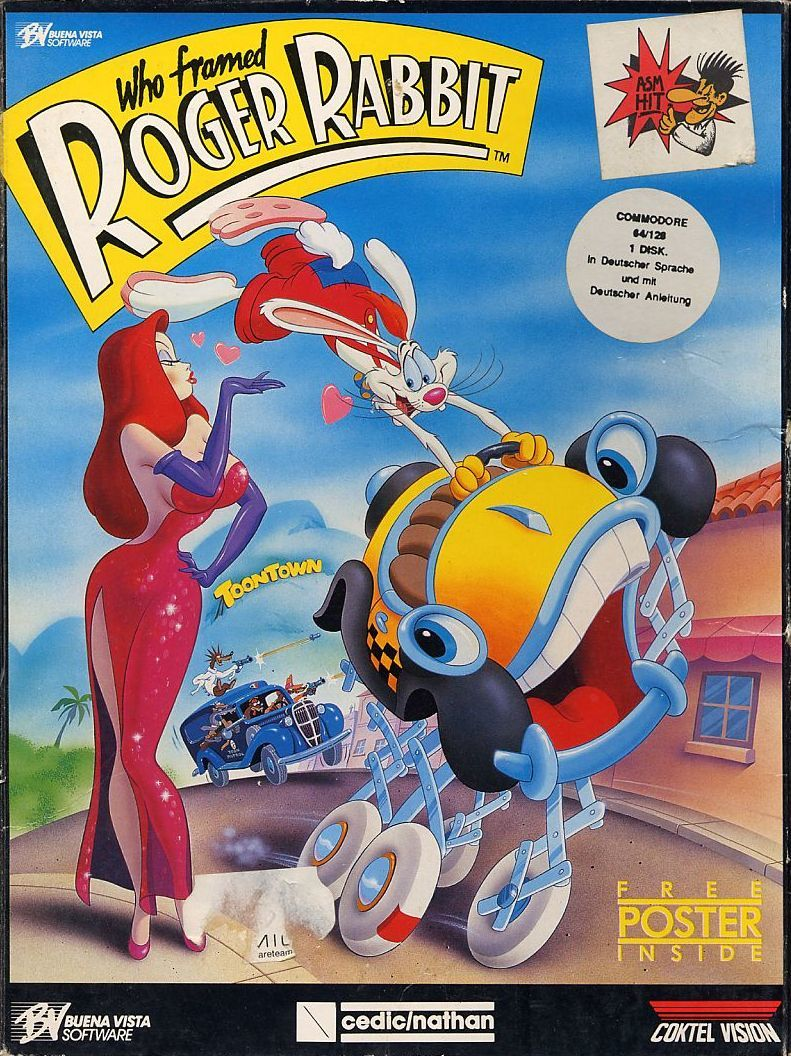 61790-who-framed-roger-rabbit-commodore-64-front-cover